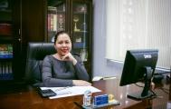 Nữ doanh nhân 8X với chiến lược 'đứng trên vai người khổng lồ'