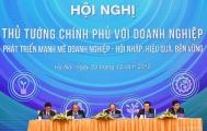 Thủ tướng Nguyễn Xuân Phúc đối thoại với doanh nghiệp lần thứ 3
