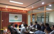 Hiệp hội Varisme làm việc với Viện nghiên cứu môi trường Hàn Quốc
