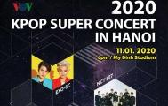 """VOV sẽ tổ chức """"2020 K-Pop Super Concert"""" an toàn, chuyên nghiệp"""