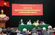 Bảo vệ lợi ích quốc gia, dân tộc, mở rộng và nâng cao chất lượng tham gia của hệ thống chính trị trong hoạt động đối ngoại nhân dân