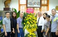 Lãnh đạo VARISME thăm và chúc mừng Tạp chí Doanh nghiệp và Thương hiệu nhân dịp Kỷ niệm 96 năm ngày Báo chí cách mạng Việt Nam (21/6/1925 - 21/6/2021)