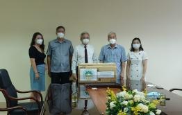 Hiệp hội VARISME chung tay chống dịch Covid-19 cùng Thành phố Hà Nội