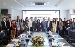 Lãnh đạo Colombo Plan thăm và làm việc với Viện PSD