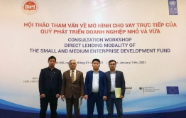Giải quyết bài toán khó khăn về tiếp cận vốn cho doanh nghiệp nhỏ và vừa(DNNVV)