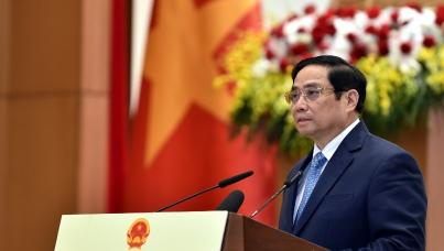 Việt Nam cam kết tiếp tục nỗ lực với quyết tâm cao nhất cùng cộng đồng quốc tế đẩy lùi dịch bệnh, khôi phục phát triển kinh tế