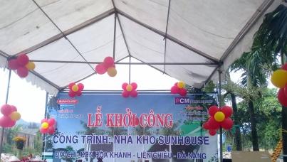 BEGINNING TO BUILD SUNHOUSE HOUSE IN DA NANG